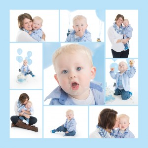 baby photography, cakesmash, collage, Pretoria